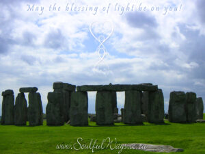Stonehenge Wallpaper by Leo