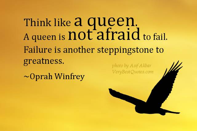 overcoming fears _oprah